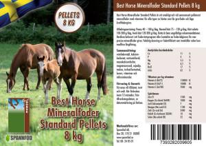 Best Horse mineralfoder